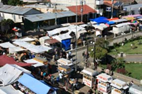Market at Solola