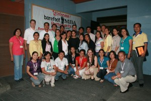 Barefoot MBA group - Philippines